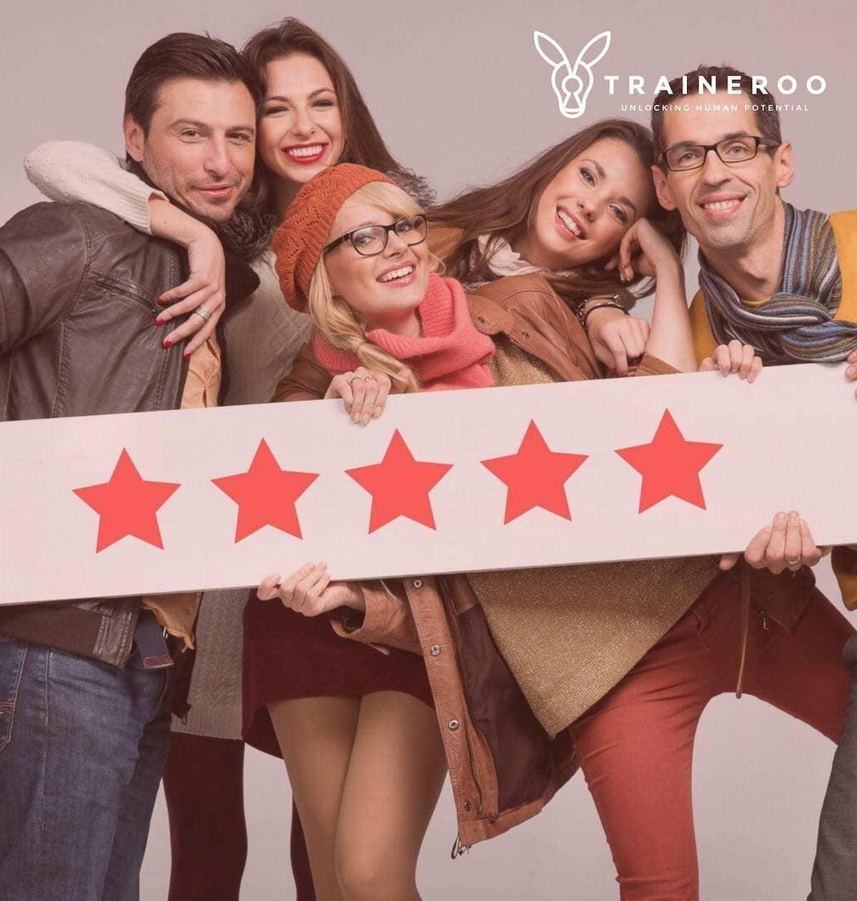 Traineroo - Customer Experience Happiness Survey - Klanttevredenheid Onderzoek