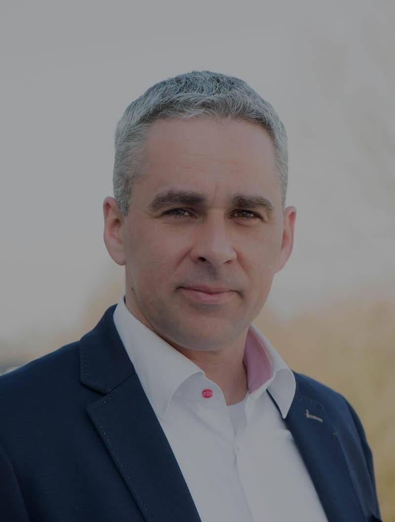 Jeroen van der Schenk - Master Trainer at Traineroo Talent Development