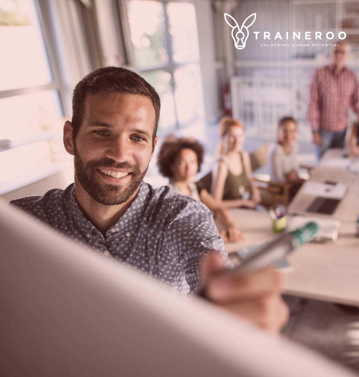 Open Training - Training Traineroo