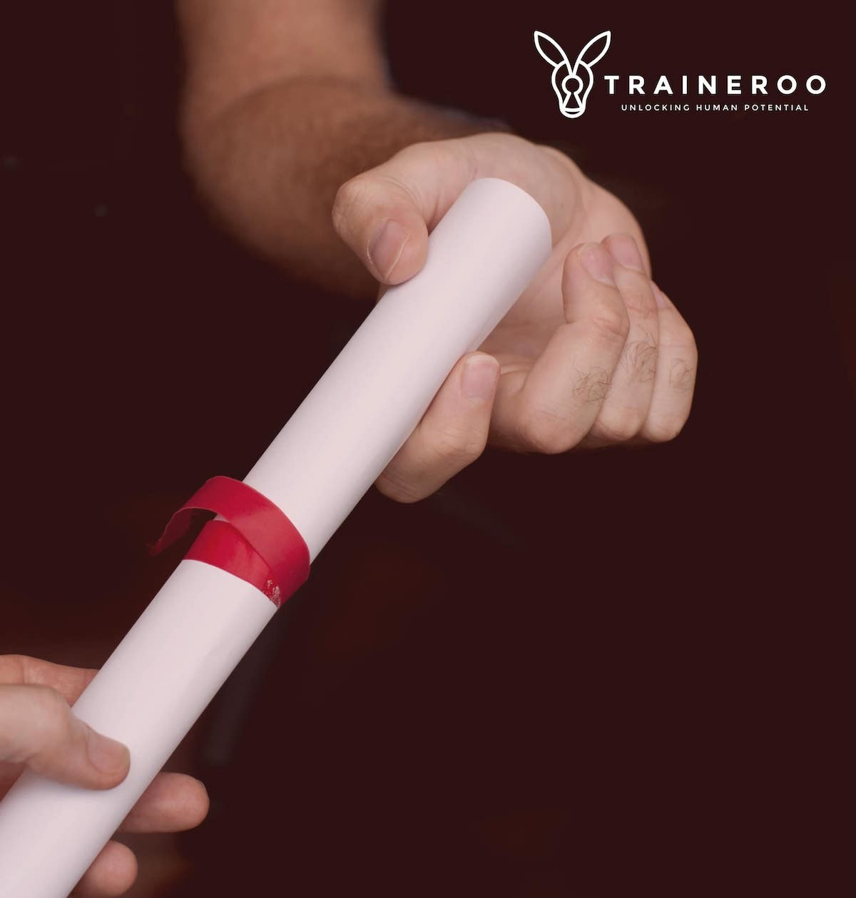 Certificaat van Deelname - Training Traineroo