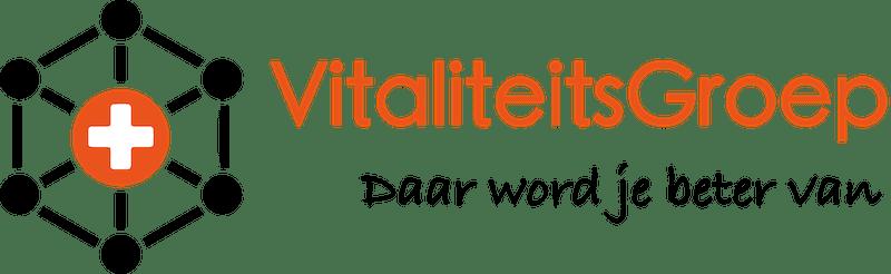Logo Vitaliteitsgroep Traineroo Training Vitaliteit Organisatie