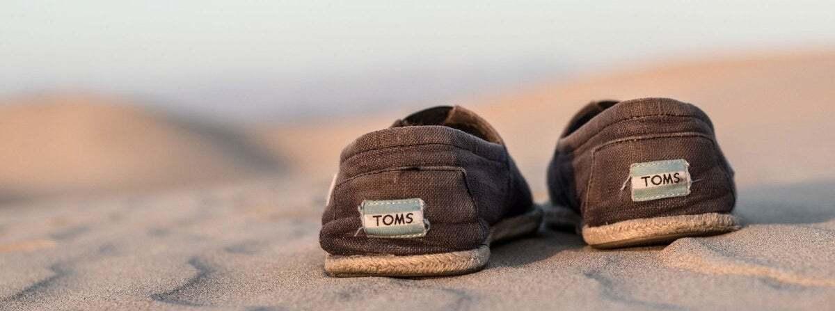Toms Shoes - Business Model Innovation